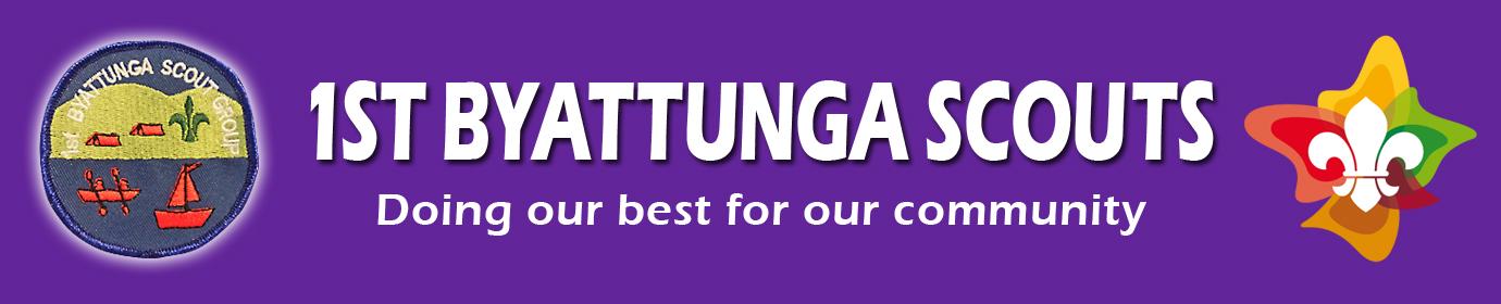 1st Byattunga Scouts